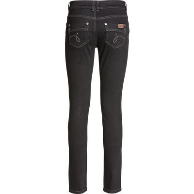 L-pro West Jeans Skinny Black