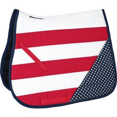 Loesdau Schabracke US-Style amerika | Warmblut/Dressur