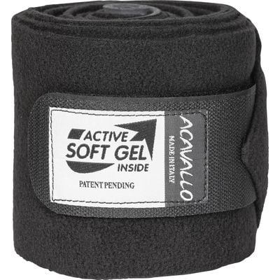 ACAVALLO Fleece-Gel-Bandagen