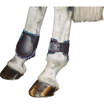 Horse-friends Streichkappen Perth black | S