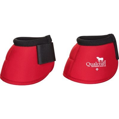 Qualcraft Neopren-Hufglocken Quick Wrap No Turn