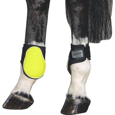 Horse-friends Streichkappen Reflex neongelb | WB