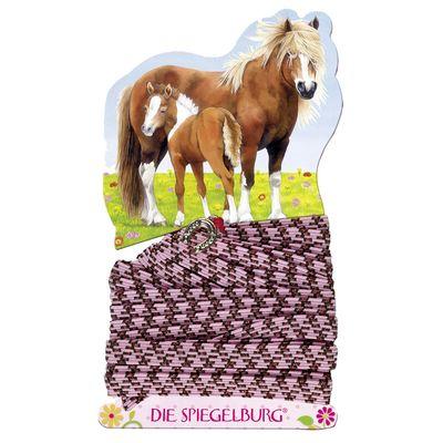 Gummitwist für Pferdefreunde