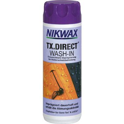 NIKWAX TX.DIRECT Imprägnierung für Wetterschutzbekleidung