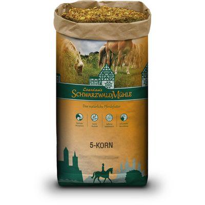 SchwarzwaldMühle Pferdemüsli, 5-Korn Plus haferfrei