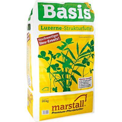marstall Basis Luzerne Grundfutter