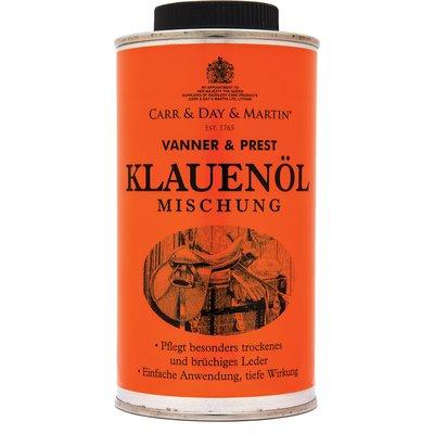 Carr & Day & Martin Vanner & Prest Klauenöl Mischung 500 ml