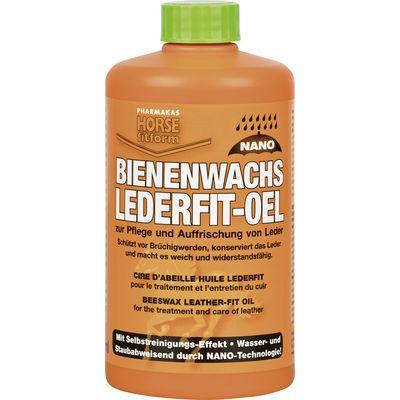 PHARMAKAS HORSE fitform Bienenwachs Lederfit-Öl