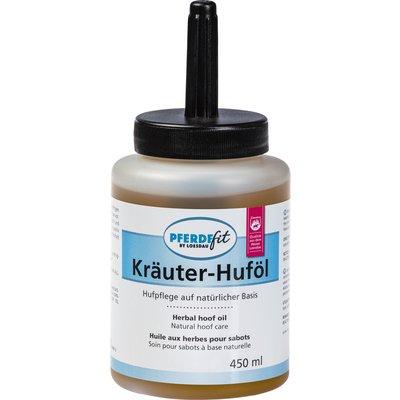 PFERDEfit by Loesdau Kräuter-Huföl 450 ml