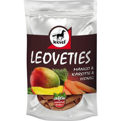 leovet leckerli leoveties Gaumenschmaus Mango & Karotte & Honig
