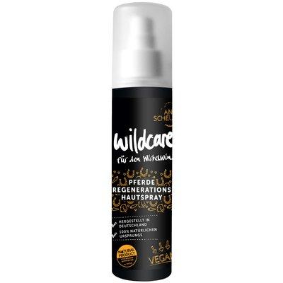 wildcare Pferde-Regenerations Hautspray - ANTI SCHEUER 150 ml