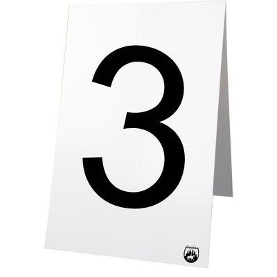 Parcoursnummern - Set