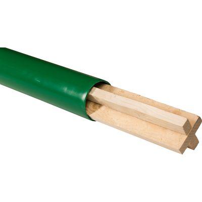Hindernisstange mit Holzeinlage