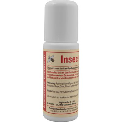 Loesdaus Pferdefit Insect-away-Roll-On