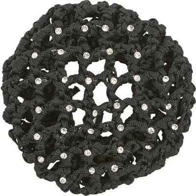 BUSSE Haarnetz Gloss schwarz
