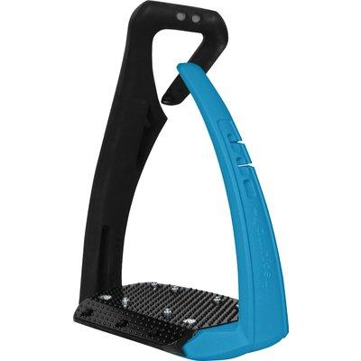 freejump Steigbügel SOFT'UP PRO + blue
