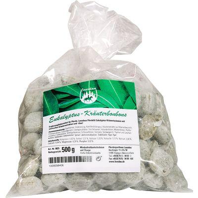Loesdaus Pferdefit Eukalyptus-Bonbons