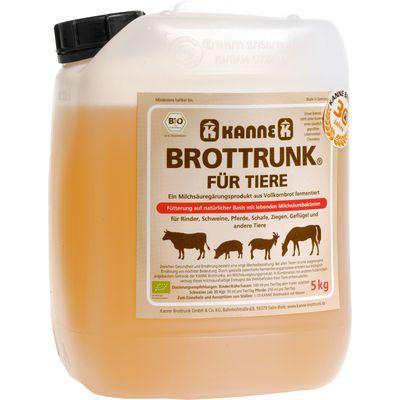KANNE Brottrunk für Tiere