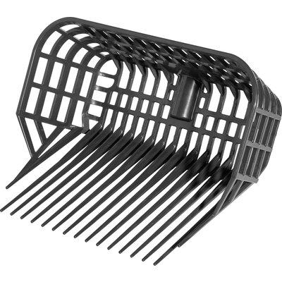 Bollengabel mit hohen Seitenteilen