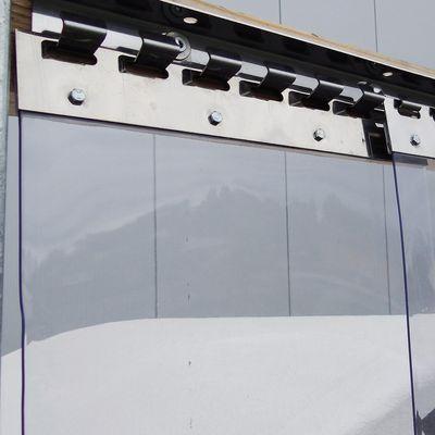 Hakenleiste für PVC-Vorhang