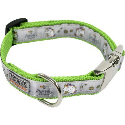 PUMMELEINHORN EQuest4DOGS Hundehalsband Gurt Fashion Pummel