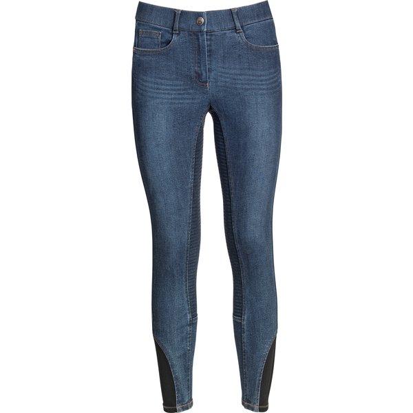 black forest Jeans-Reithose Grip navy denim | 84