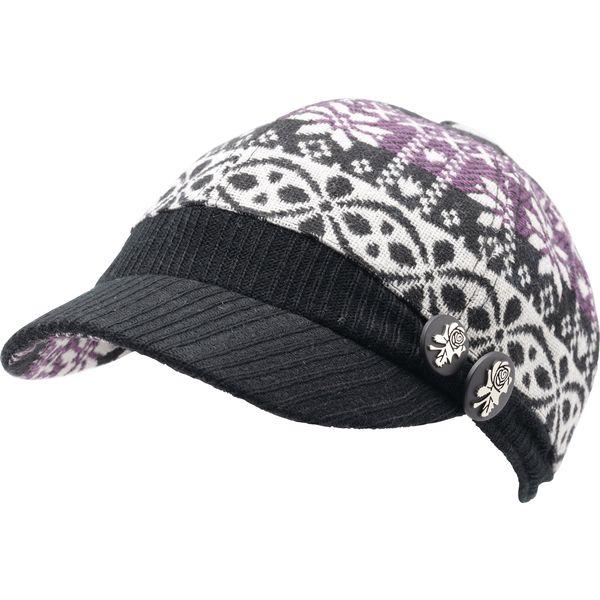 L-SPORTIV Mütze mit Schild schwarz