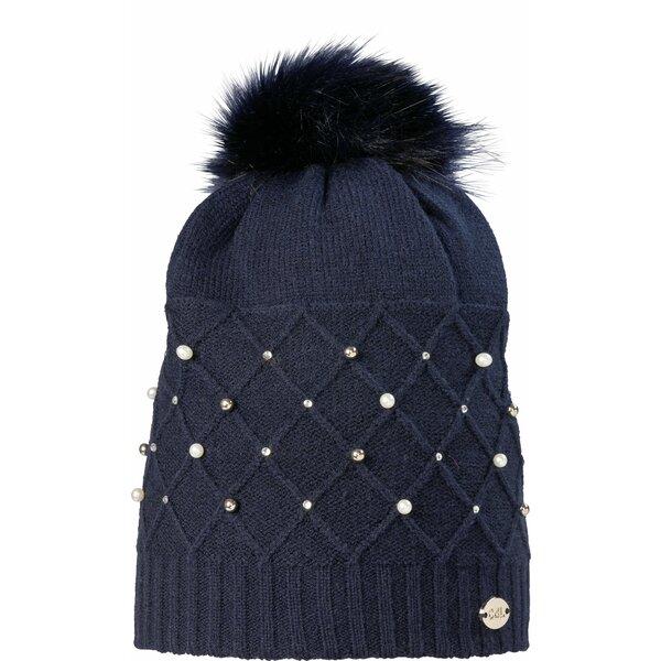 Cheval de Luxe Mütze mit Bommel