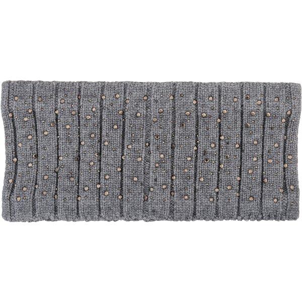 RIDE now Stirnband mit Glitzersteinen grey | Einheitsgröße