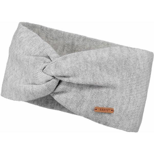 BARTS Stirnband Blitzee heather grey | Einheitsgröße