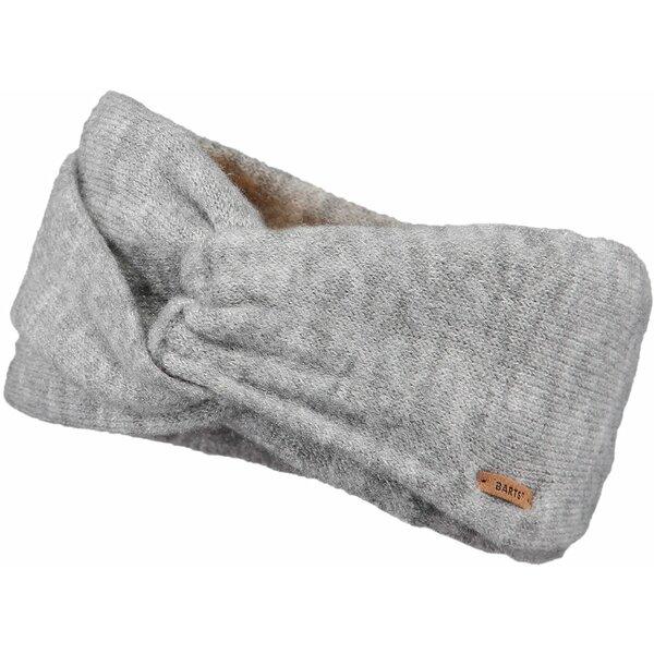 BARTS Stirnband Witzia heather grey | Einheitsgröße