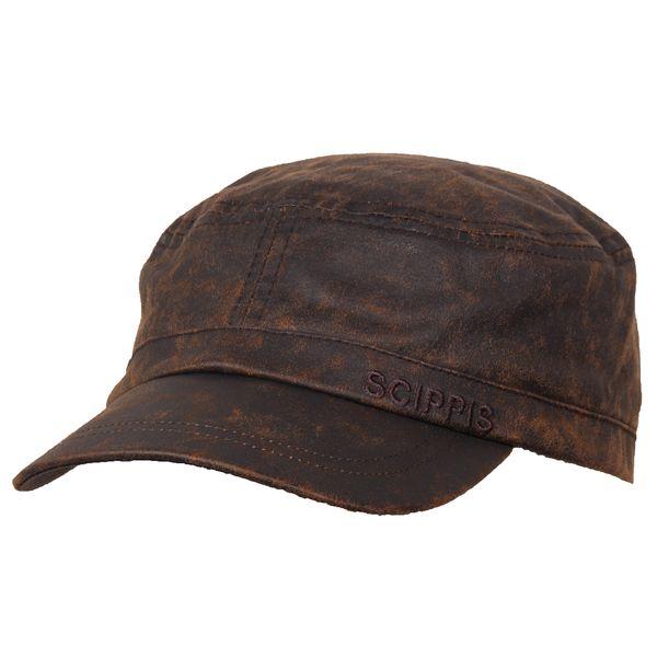SCIPPIS Cap Field Cap braun