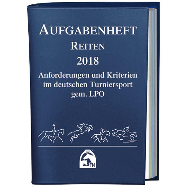 Aufgabenheft Reiten 2018, FNverlag