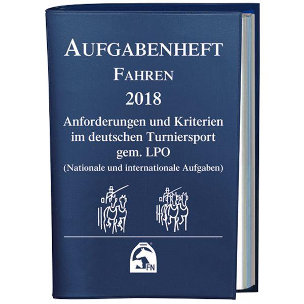 Aufgabenheft Fahren 2018, FNverlag
