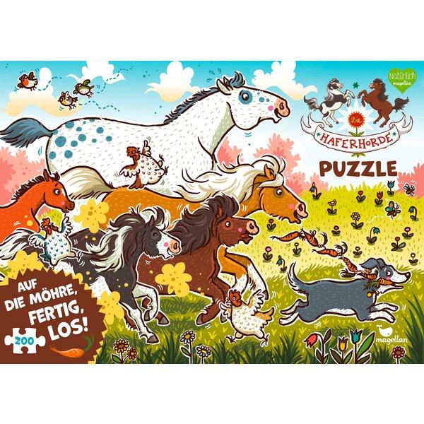 Die Haferhorde Puzzle