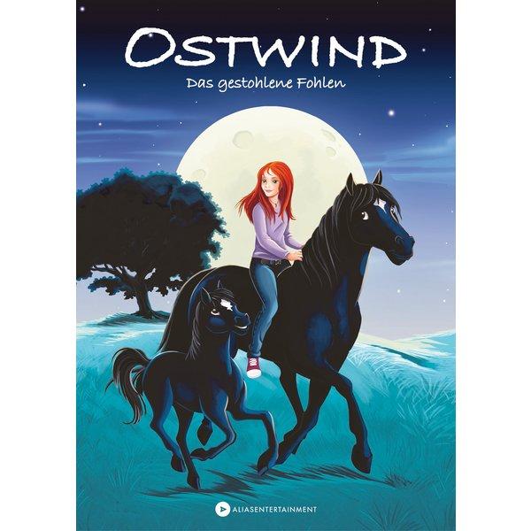Ostwind Band 10 - Das gestohlene Fohlen (für Erstleser)