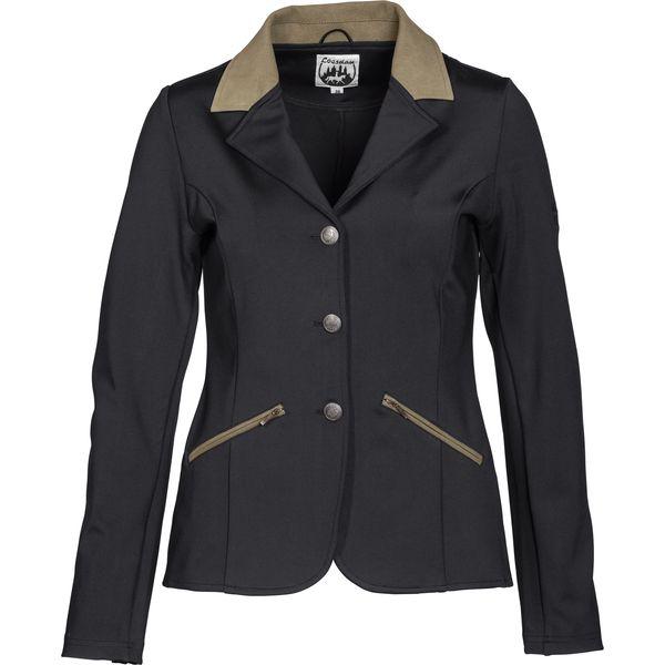 black forest Exquisite Softshell-Jacket schwarz | 34