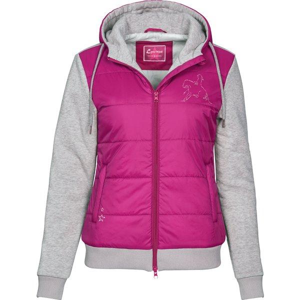 L-pro West Reit- und Freizeitjacke pink/dust | XS