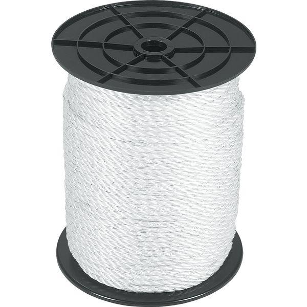 Elektroseil, 6 mm, 200 Meter