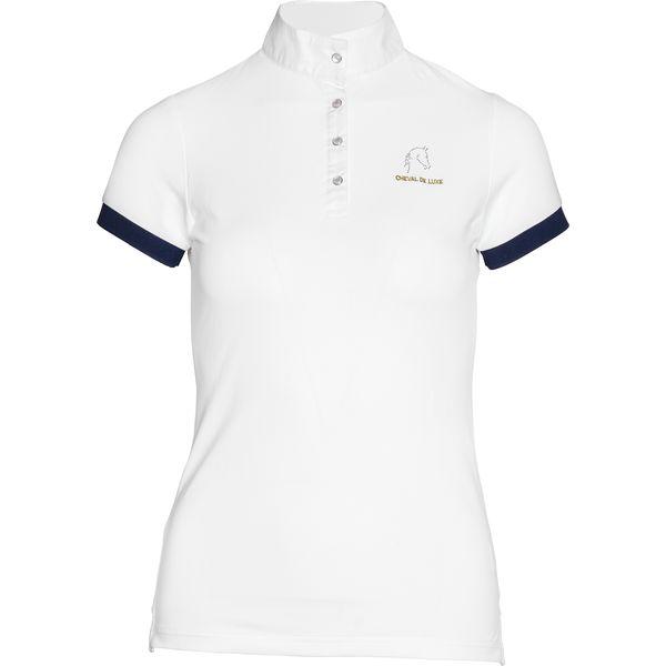 Cheval de Luxe Turniershirt weiß | S