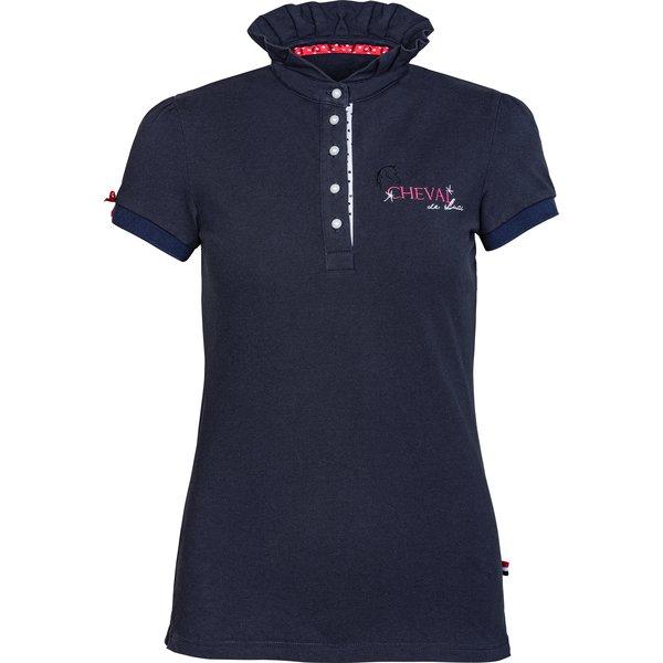 Cheval de Luxe Poloshirt navy | XXS
