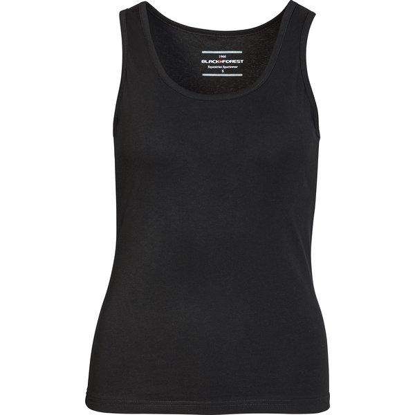 black forest Tanktop Equestrian Sportswear black | XXS