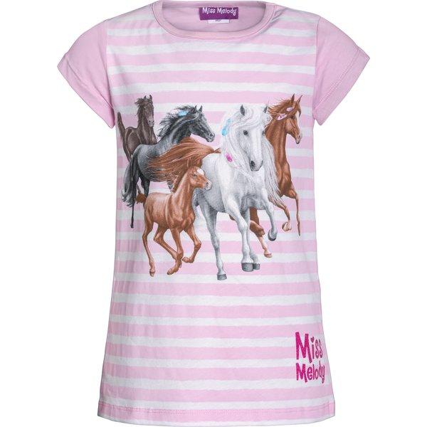 Miss Melody T-Shirt rosa   152