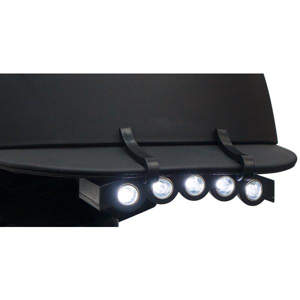 Loesdau LED-Leuchte mit Clip