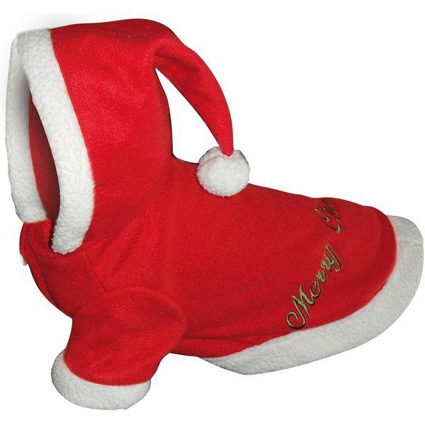 Christmas Mantel für Hunde