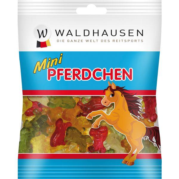WALDHAUSEN Fruchtgummis Mini Pferdchen 100 g