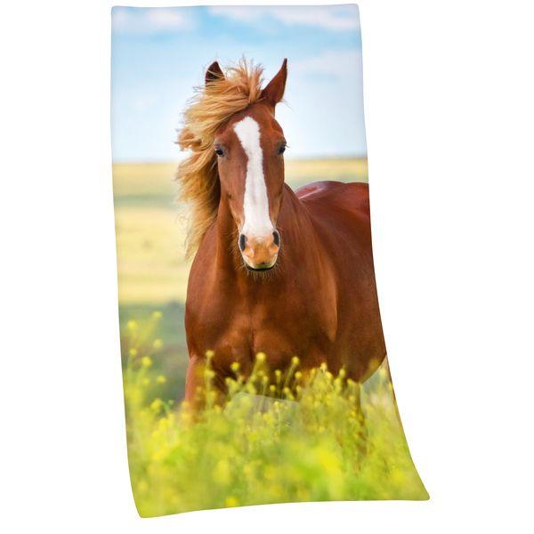 HERDING Strandtuch Pferd