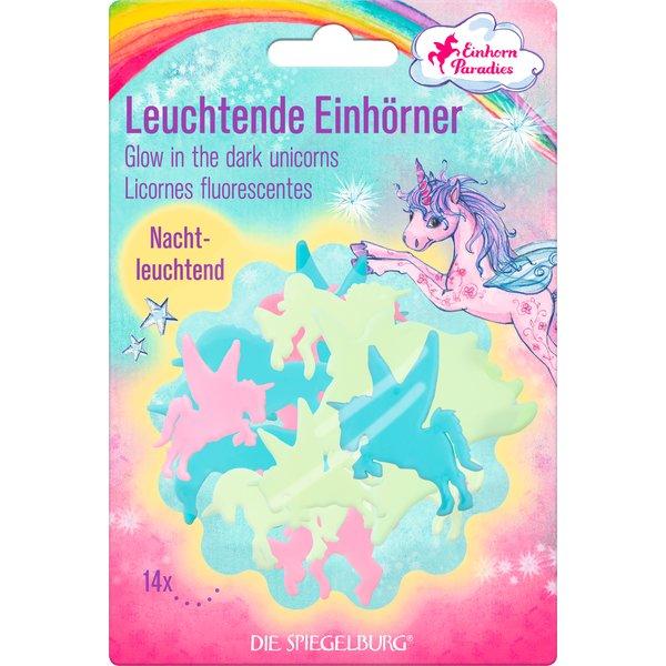 DIE SPIEGELBURG Leuchtende Einhörner Einhorn-Paradies