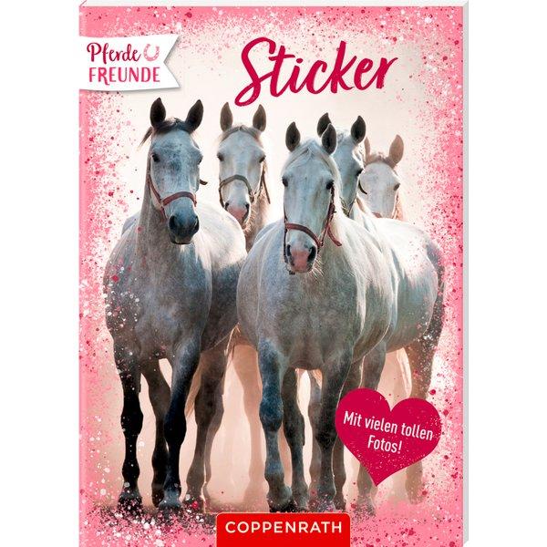 DIE SPIEGELBURG Sticker Pferdefreunde