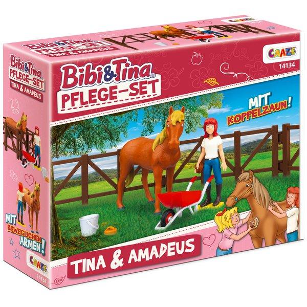 Bibi & Tina Pflege-Set, Craze